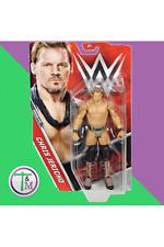 WWE CHRIS JERICHO MATTEL NEW BASIC SERIES 75 WRESTLING ACTION FIGURE WRESTLER