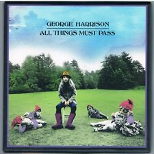 GEORGE HARRISON ALL THINGS MUST PASS BOX 2 CD F.C. COME NUOVO!!!