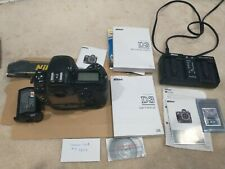 EXCELLENT Nikon D3 Camera 12 CLICKS YES ONLY TWELVE SHUTTER COUNT!!! + battery