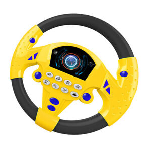 Kids Children Steering Wheel With Light Sound Education Toy,Kids Puzzle Toys