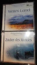 2 Entschpannungs CD-Weites Land und Zauber des Mondes