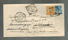 1902 Netherlands Indies Cover to Utrecht Holland