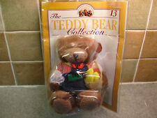 The Teddy Bear Collection Magazine Issue 13 Francis the Florist Brand New Packet