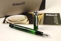 Pelikan Special Edition Classic 205 Olivine Grün Füller Fountain Pen