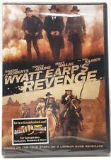 Wyatt Earp's Revenge (DVD, 2012) New & Sealed!