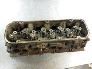 #RS03 Left Cylinder Head 2003 GMC Sierra 2500 HD 8.1 12558162