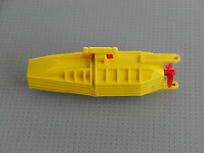 Lego Electric - Yellow Boat Motor With Propeller - NO Rudder