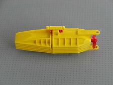 LEGO Elettrico-Giallo BARCA MOTORE CON ELICA-NO ORIENTABILI