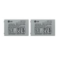 KIT 2x LG LGIP-401N Battery For LN510 Rumor Touch SBPP0028501 1250 mAH