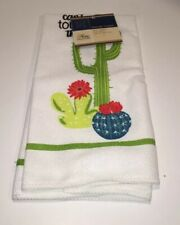 New listing Southwest Cactus Kitchen Tea Towel Can't Touch This Home Collection