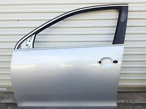 05-14 VOLKSWAGEN JETTA SEDAN FRONT LEFT DRIVER DOOR SHELL OEM