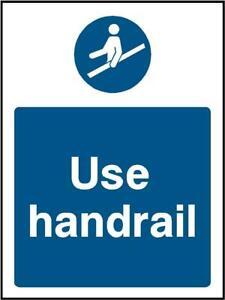 use handrail