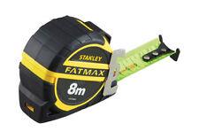 Stanley Bandmaß FatMax™ Blade Armor® Pro 8m Maßband Rollbandmaß ersetzt 0-33-892