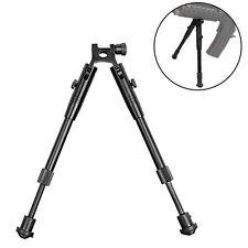 1pc Black Picatinny Swivel Stud Mount Bipod For Hunting Shooting Shotgun/Rifle
