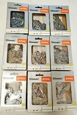 Lot of STIHL 26RS66 Chain (Lot of 9)
