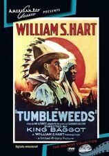 Tumbleweeds (William S. Hart) - Region Free DVD - Sealed