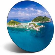 Awesome Fridge Magnet - Koh Nang Yuan Thailand Island Cool Gift #21991