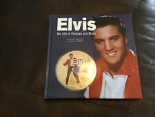 Elvis His Life In Pictures And Music Book
