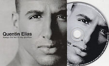 CD CARDSLEEVE CARTONNE QUENTIN ELIAS (ALLIAGE) 6T ALWAYS THE LAST TOSAY GOODBYE