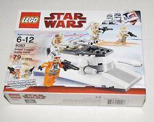 LEGO NEW SEALED 8083 STAR WARS REBEL TROOPER BATTLE PACK