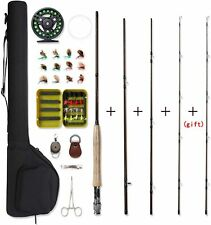 NetAngler Fly Fishing Rod and Reel Combo 4-Piece Fly Fishing Rod     #1