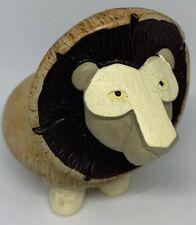 Enesco Home Grown Mushroom Lion Figurine