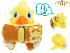 Peluche chocobo final fantasy libro book plush doll SHIPS WORLDWIDE
