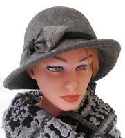 da donna cappello elegante di lana colore a scelta Caldo inverno berretto