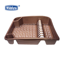 BRAND NEW ROSE GOLD HEAVY DUTY LARGE DISH DRAINER UK MADE FAST FREE DELIVERY