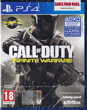 CALL OF DUTY : INFINITE WARFARE / PS4 / NUOVO ITALIANO