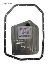 WESFIL Transmission Filter FOR BMW 7 SERIES 1995-1997 5HP24 WCTK94