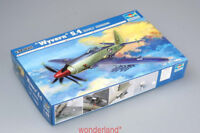 """Trumpeter 02843 1/48 """"Wyvern """"S.4 Early Version"""