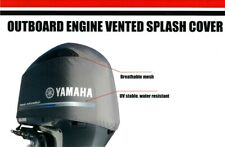 Genuine Yamaha Outboard Engine Vented Splash Cover - F115B & F130A