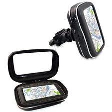 """WaterProof Motorcycle Bike Handlebar Mount Case For Phone GPS 4.3"""""""
