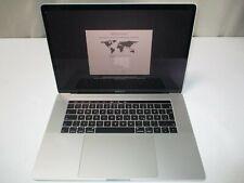 Apple MacBook Pro Touch Bar i7 6x2,60Ghz 16GB 256GB SSD Radeon Pro555 MV922D/A-