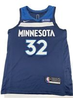 Nike Minnesota Timberwolves Jersey Swingman Karl Anthony Towns 44 Medium