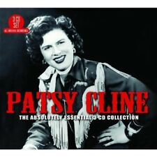 PATSY CLINE - THE ABSOLUTELY ESSENTIAL 3CD COLLECTION 3 CD NEW!