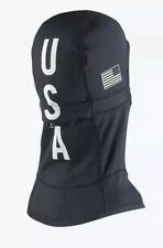 Nike USA Olympic Team Balaclava Winter Ski Snow Mask Blue White ( 905617-475 )