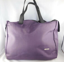 Travelon Anti-Theft Boho Tote Purple Day Travel Bag
