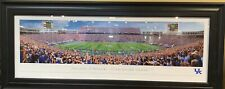 Commonwealth Stadium Color Framed Photo.