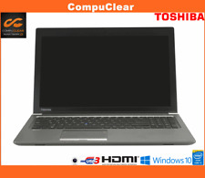 "Toshiba Z50, 15.6"" Netbook, Intel i5 1.7GHz, 8GB RAM, 240GB SSD, Win 10 Pro"