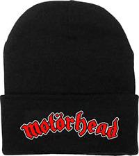 MOTORHEAD (Logo) Embroidered Beanie