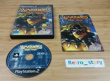PS2 Warriors Of Might And Magic PAL