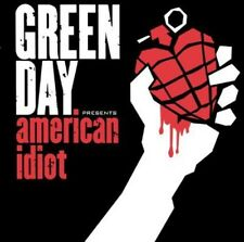 American Idiot - Green Day (2012, CD NEUF) Clean Version