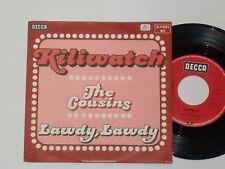 "THE COUSINS -Kiliwatch- 7"""