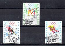 Liechtenstein Olimpiadas año 1992 (AW-170)