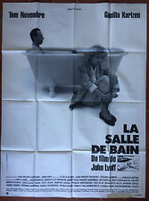 Affiche LA SALLE DE BAIN Gunilla Karlzen TOM NOVEMBRE 120x160cm