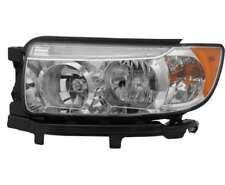 Headlight Assembly w/Bulb Left Driver Side NEW for 06 07 08 Subaru Forester