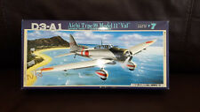 D3-A1 Aichi Type99 Model 11 VAL WWII Air plane model kit Japanese Naval 1/72