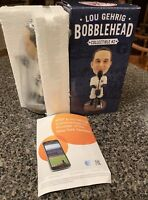 LOU GEHRIG BOBBLEHEAD FAREWELL SPEECH NEW YORK YANKEES JULY 2, 2014 COLLECTIBLE